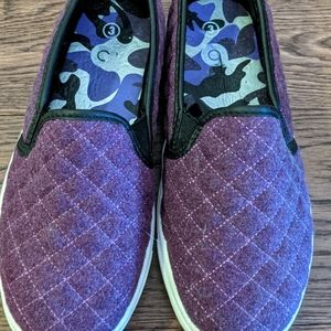 Purple Shoes - Youth Size 3